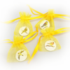 Birdie Ball Marker in Organza Bag - Golf Gifts UK - Golf wrapped up