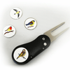 Birdie Divot Tool - Golf Gifts UK - Golf wrapped up