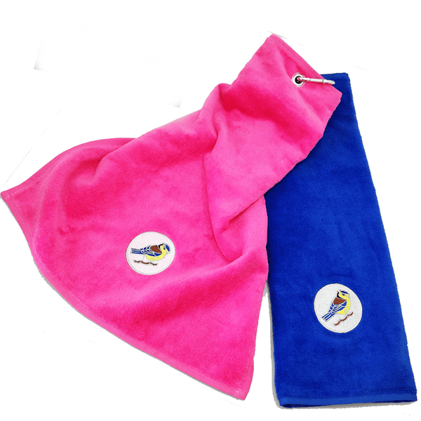 Birdie Golf Towels - Golf Gifts UK - Golf wrapped up