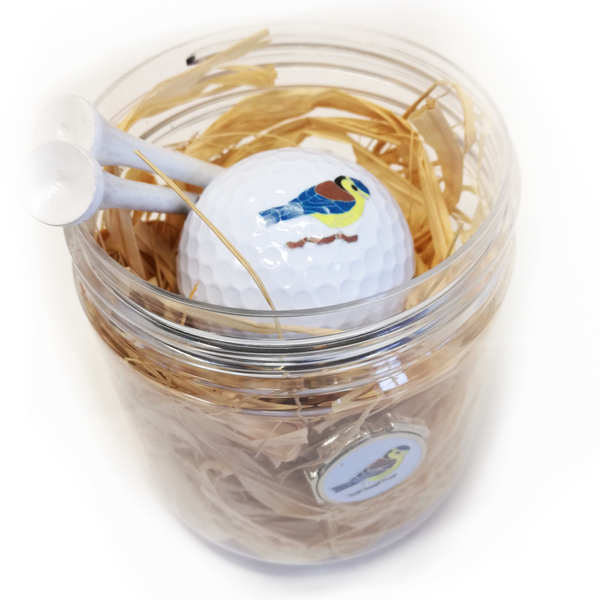 The Birdie Nest Gift Box - Golf Gifts UK - Golf wrapped up