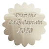 From the Lady Captain 2020 Ball Marker - REDUCED TO £0.50p - Golf Gifts UK - Golf wrapped up