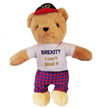 Brexit Teddy Bear - Golf Gifts UK - Golf wrapped up