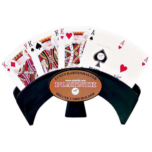 Piatnik Playing Cards Deluxe Card Holder - Golf Gifts UK - Golf wrapped up