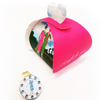 Lady Golfer Spring Clip ball marker in Gift Box - Golf Gifts UK - Golf wrapped up