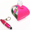 Touch Pen / Keyring in Presentation Box - Golf Gifts UK - Golf wrapped up