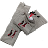 Art Deco Towels - Golf Gifts UK - Golf wrapped up