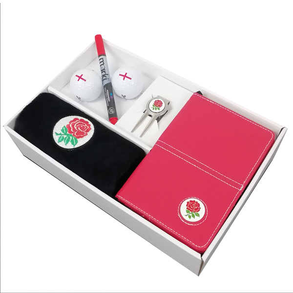 Deluxe English Golfer Gift Set - Golf Gifts UK - Golf wrapped up