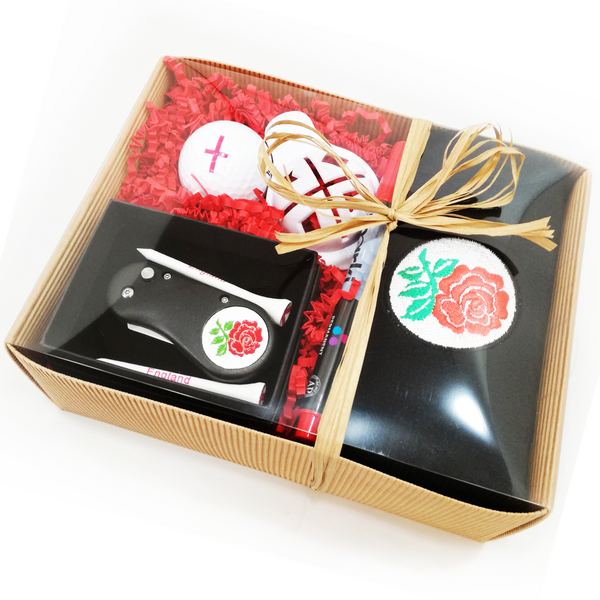 English Golfer Gift Set - Golf Gifts UK - Golf wrapped up