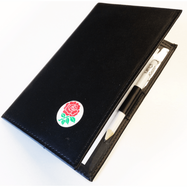 English Scorecard Holder - Golf Gifts UK - Golf wrapped up