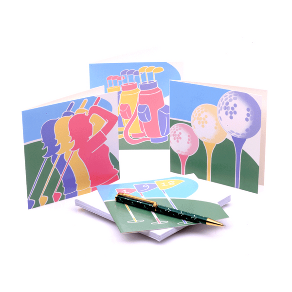 Art of Golf Cards - Golf Gifts UK - Golf wrapped up