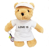 Love 15 Birthday Tennis Bear - Girl - Golf Gifts UK - Golf wrapped up