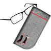 Art Deco Reading Glasses Case - Golf Gifts UK - Golf wrapped up