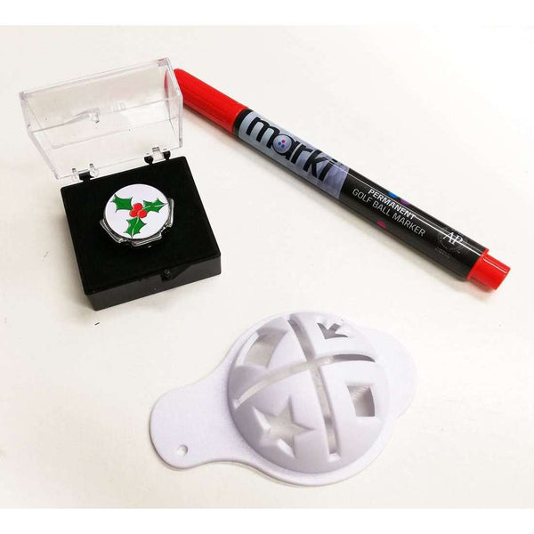 Christmas Goody Bag - Golf Gifts UK - Golf wrapped up
