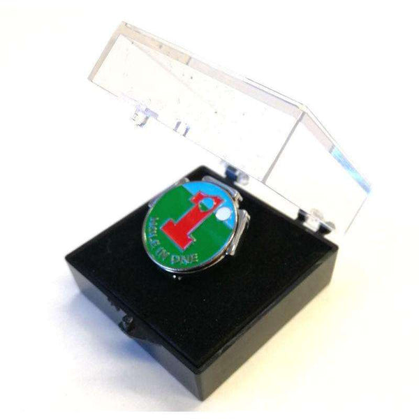 Hole in One Visor Clip - Golf Gifts UK - Golf wrapped up