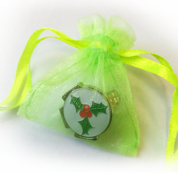 Holly Ball Marker and Visor Clip - Golf Gifts UK - Golf wrapped up