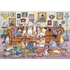 500 Piece Jigsaw Puzzle - The Barker Scratchitts - Golf Gifts UK - Golf wrapped up