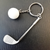Golf Key Ring - SPECIAL OFFER