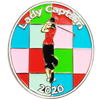 Lady Captain 2020 Ball Marker - SPECIAL EDITION - Golf Gifts UK - Golf wrapped up
