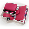 Luxury Leather Gift Set - Golf Gifts UK - Golf wrapped up