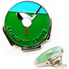 Longest Drive Visor Clip - Golf Gifts UK - Golf wrapped up