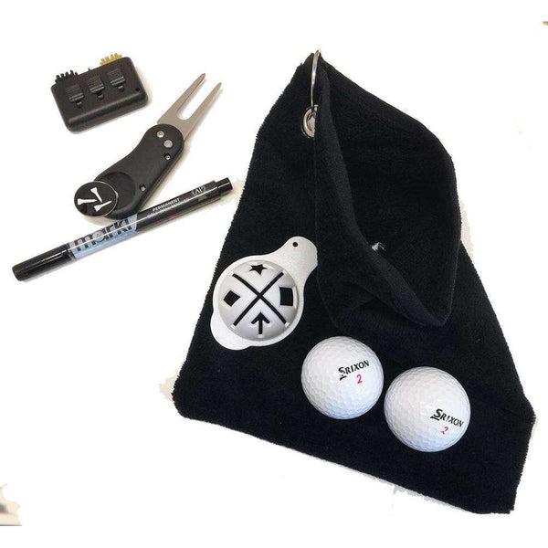 Men's Golfing Goody Box - Golf Gifts UK - Golf wrapped up