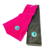 Nearest the Pin Tri-fold Towels - Golf Gifts UK - Golf wrapped up