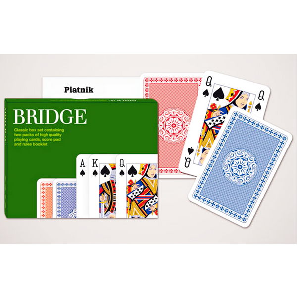 Piatnik Bridge Card Game - Golf Gifts UK - Golf wrapped up