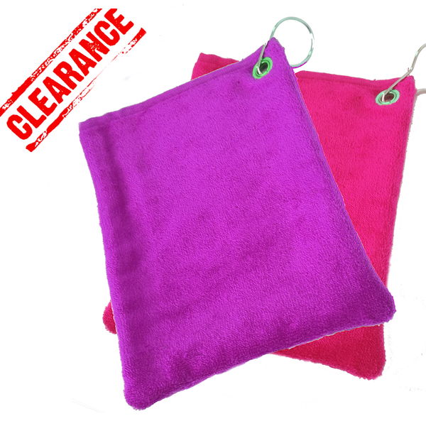 Pouch Towel - SPECIAL OFFER - Golf Gifts UK - Golf wrapped up