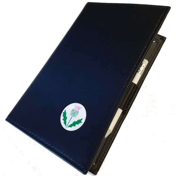 Scottish Scorecard Holder - Golf Gifts UK - Golf wrapped up