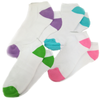 Four Pairs of Socks and Microfibre Towel in Cosmetic Bag - Golf Gifts UK - Golf wrapped up