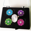 Sparkly Ball Markers and Visor Clip - Golf Gifts UK - Golf wrapped up