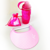 Summer Golfing Gift Bag (pink) - Golf Gifts UK - Golf wrapped up