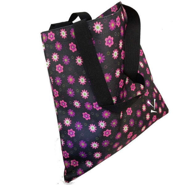 Flower Patterned Wet Bag - Golf Gifts UK - Golf wrapped up