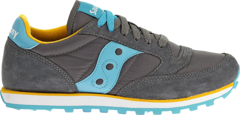 Jazz Low Pro Charcoal/blue WOMEN