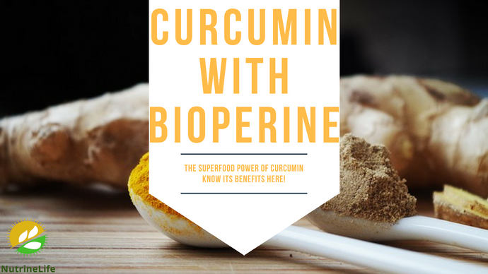 Curcumin With Bioperine - Best 4 Researched Based Benefits Of Curcumin
