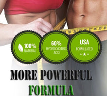 NutrineLife Pure Garcinia Cambogia capsules for weight loss with 60% HCA - 90 Capsules - Nutrinelife