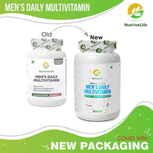 NutrineLife Multivitamin For Men With Multivitamin, Minerals and Phyto Men Blend - 90 Capsules