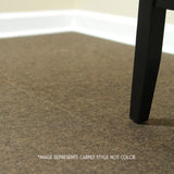 Close up straight view of 24x24 Peel and Stick Indoor Outdoor Carpet Tile 7VDM Contempo