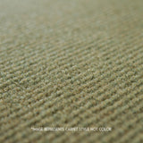 Close up Angle view of 24x24 Peel and Stick Indoor Outdoor Carpet Tile 7MDM Cutting Edge