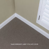24x24 Peel and Stick Hobnail Indoor Outdoor Carpet Tile 7HDM Distinction Hobnail installed in home