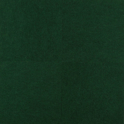 18x18 Peel and Stick Ribbed Indoor Outdoor Carpet Tile 7RD9 Roanoke N11 Heather Green