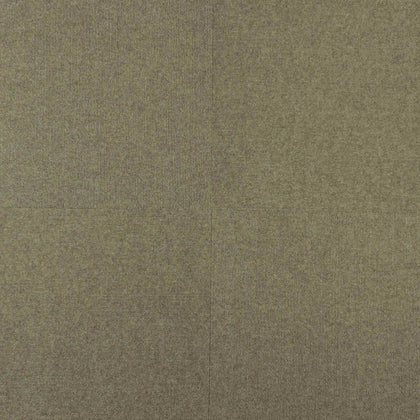 18x18 Peel and Stick Ribbed Indoor Outdoor Carpet Tile 7RD4 Riverside N40 Taupe