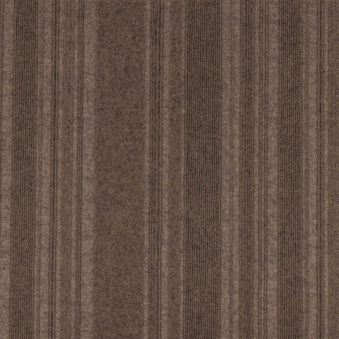 24x24 Peel and Stick Indoor Outdoor Carpet Tile 75DM Couture N29 Chestnut