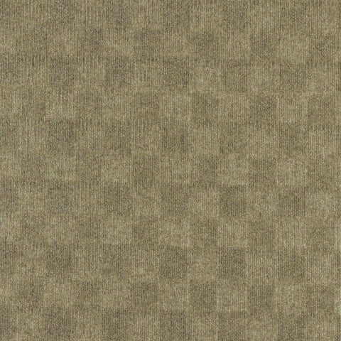 24x24 Peel and Stick Indoor Outdoor Carpet Tile 7CDM Crochet N40 Taupe