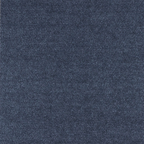 24x24 Peel and Stick Hobnail Indoor Outdoor Carpet Tile 7HDM Distinction N55 Ocean Blue