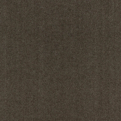 24x24 Peel and Stick Ribbed Indoor Outdoor Carpet Tile 7RDM Ridgeline N49 Espresso