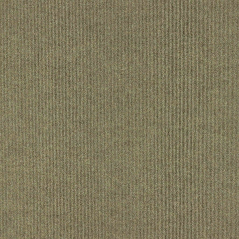 24x24 Peel and Stick Ribbed Indoor Outdoor Carpet Tile 7RDM Ridgeline N40 Taupe