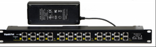 GPOE-B-12 Gigabit PoE Injector with Power Supply