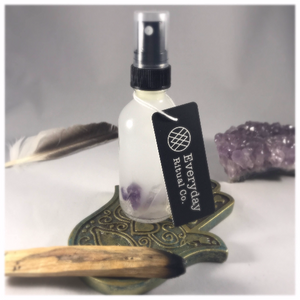 Crystal-Infused Palo Santo Mist