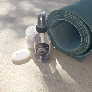Crystal-Infused Mat Mist